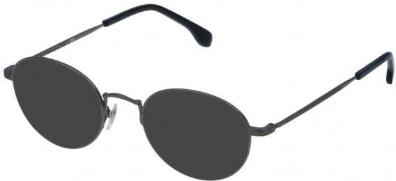 Lozza VL2309 sunglasses in Matt Gun Metal