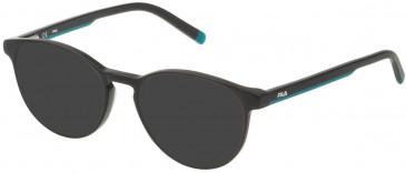 Fila VF9241 sunglasses in Dark Grey