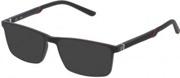 Fila VF9174 sunglasses in Dark Grey