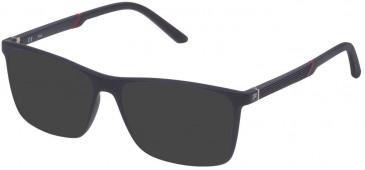 Fila VF9173 sunglasses in Dark Grey