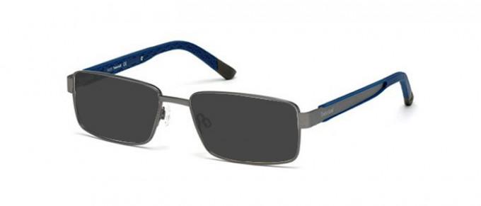 Timberland TB1302 glasses in matte gunmetal