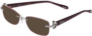 Chopard VCHC01S sunglasses in Shiny Copper Gold