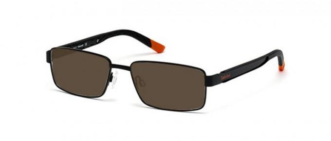 Timberland TB1302 glasses in matte black