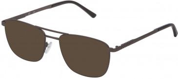 Fila VF9941 sunglasses in Matt Blue