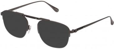 Dunhill VDH166M sunglasses in Matt Grey