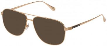 Dunhill VDH151M sunglasses in Matt Ruthenium