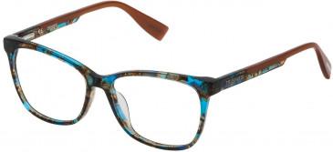 Trussardi VTR158N glasses in Shiny Black