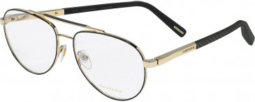 Chopard VCHD21 glasses in Shiny Grey Gold