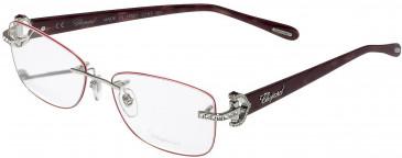 Chopard VCHC01S glasses in Shiny Copper Gold