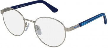Police VK560 glasses in Shiny Full Palladium