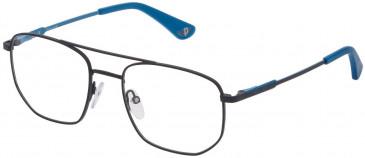 Police VK556 glasses in Blue Matt