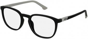Police VK079 glasses in Matt Black