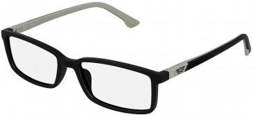 Police VK078 glasses in Matt Black
