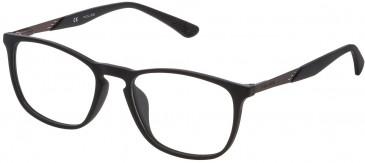 Police VK064 glasses in Matt Black