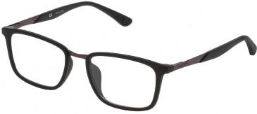 Police VK063 glasses in Matt Black