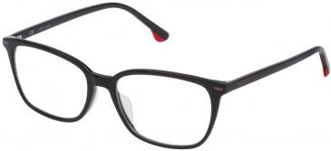 Police VK062 glasses in Shiny Black