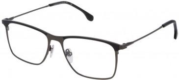 Lozza VL2295 glasses in Shiny Gun