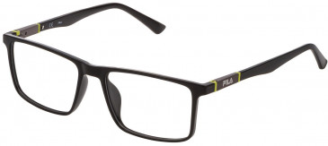 Fila VF9325 glasses in Shiny Black