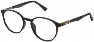 Fila VF9324 glasses in Shiny Black