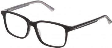 Fila VF9321 glasses in Shiny Black