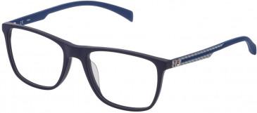 Fila VF9279 glasses in Matt Full Blue