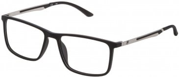 Fila VF9278 glasses in Matt Black