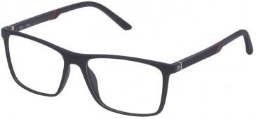Fila VF9173 glasses in Dark Grey