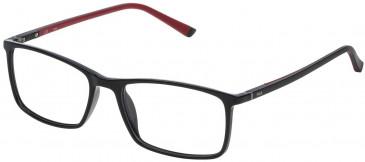 Fila VF9113 glasses in Shiny Black