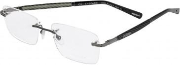 Chopard VCHC37 glasses in Gun