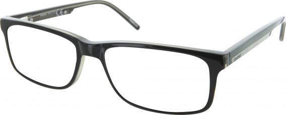 Reebok R6027 glasses in Black/Clear