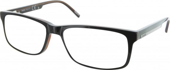 Reebok R6027 glasses in Black/Brown
