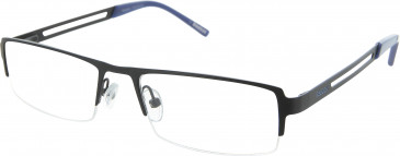 Reebok R6024 glasses in Matt Black