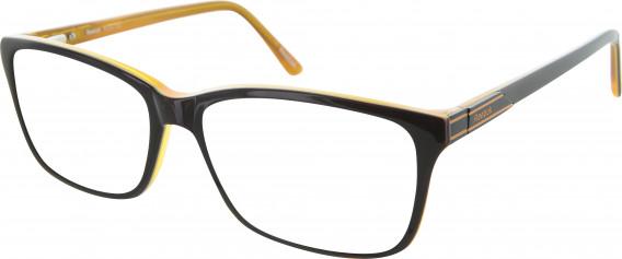 Reebok R3007 glasses in Black/Orange