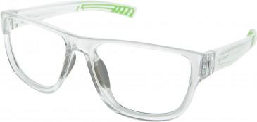 Reebok R9311 glasses in Crystal