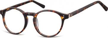 SFE-9828 Glasses in Dark Turtle
