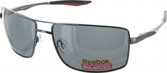 Reebok R4317-Polarised sunglasses in Dark Gunmetal