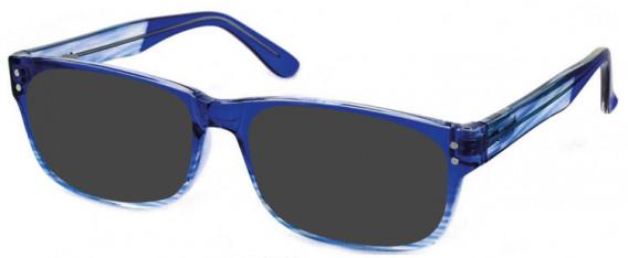 SFE-10582 sunglasses in Blue