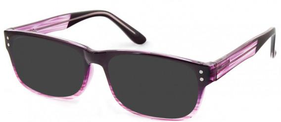 SFE-10582 sunglasses in Purple