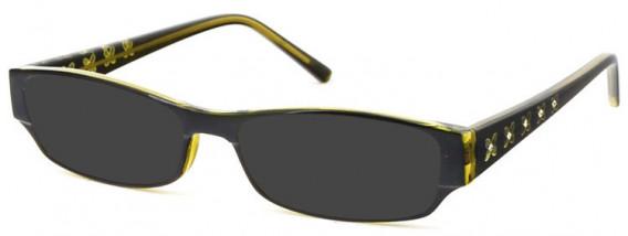 SFE-10580 sunglasses in Olive