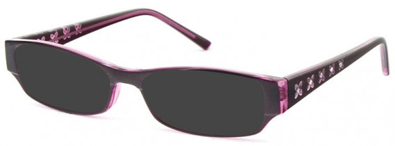 SFE-10580 sunglasses in Purple
