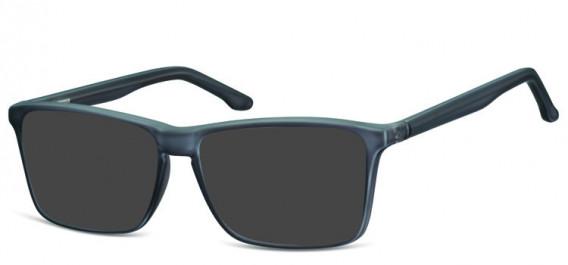 SFE-10571 sunglasses in Matt Grey