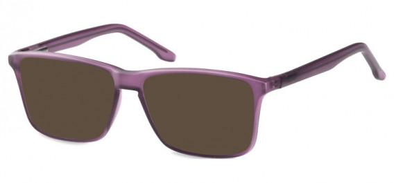 SFE-10571 sunglasses in Matt Purple