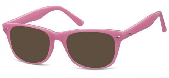 SFE-10570 sunglasses in Milky Pink