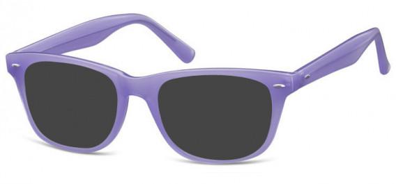 SFE-10570 sunglasses in Milky Purple