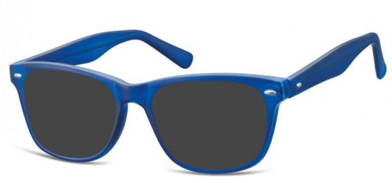 SFE-10566 sunglasses in Matt Dark Blue