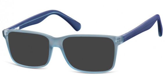 SFE-10565 sunglasses in Matt Blue