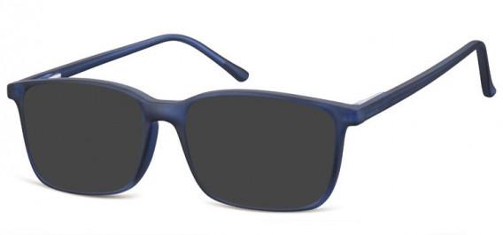 SFE-10564 sunglasses in Matt Blue