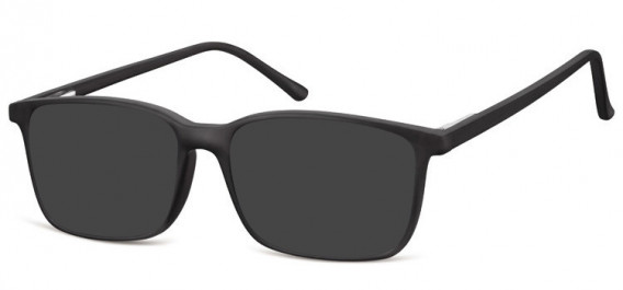 SFE-10564 sunglasses in Matt Black
