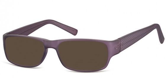 SFE-10562 sunglasses in Purple