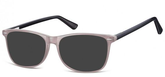 SFE-10557 sunglasses in Grey/Black